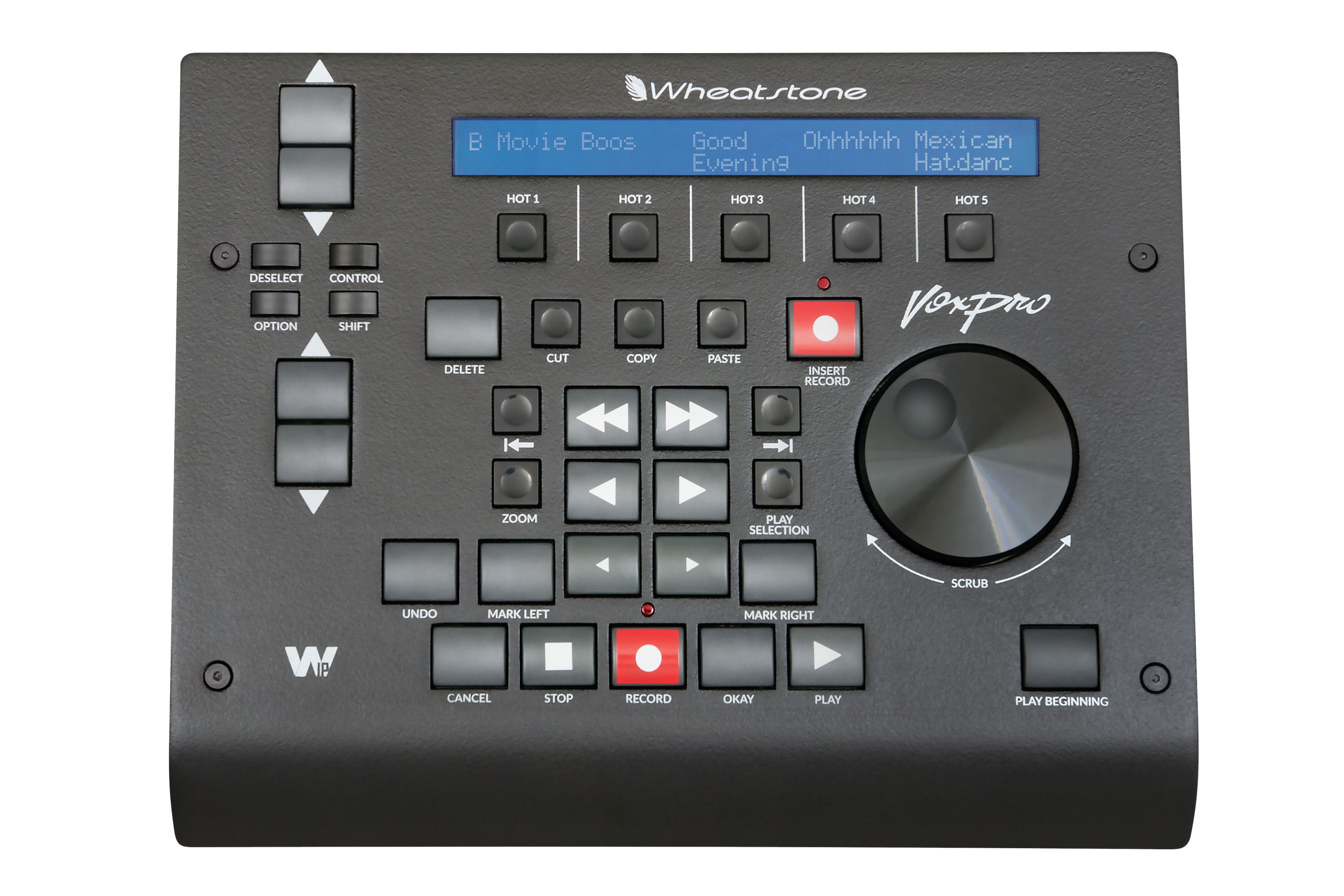 VOXPRO CONTROLLER